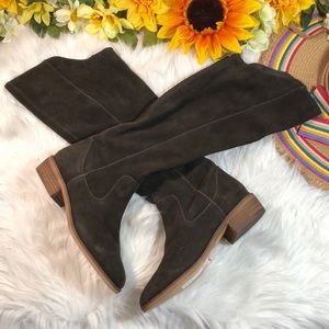 Steve Madden Emmery Tall Western Boots 6M